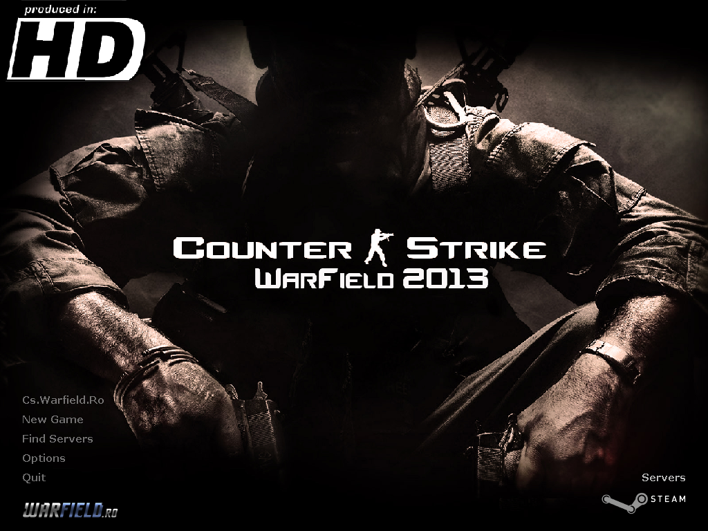دانلود بازی Counter Strike 1.6 | War Field 2013 HD برای PC